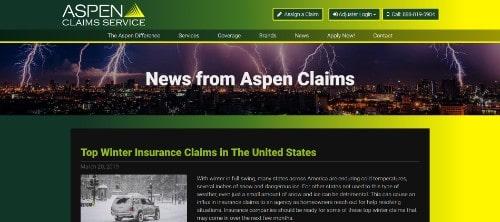 Aspen Claims