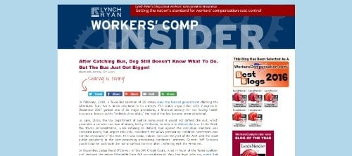 Workers Comp Insider
