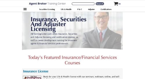 Agent Broker Training Center Workers' Compensation Specialists Certification