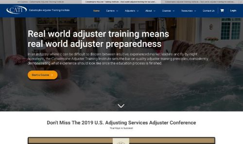 CATI Catastrophe Adjuster Training Institute